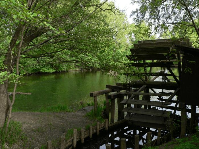 Vodný mlyn pri Dunajskom Klátove