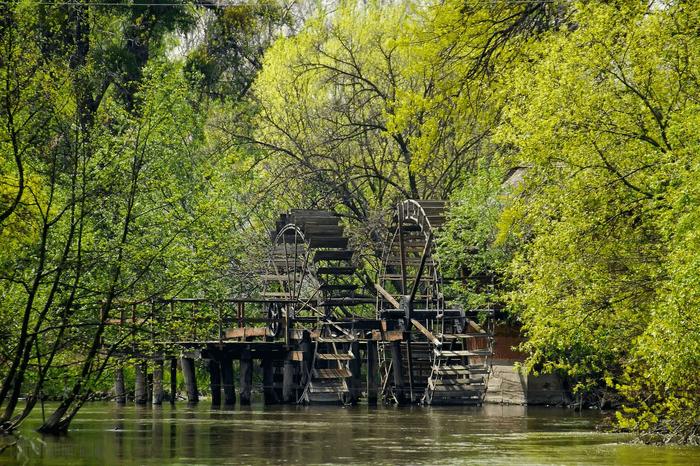 Vodný mlyn Jahodná