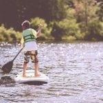 Výlety za vodnou turistikou s deťmi
