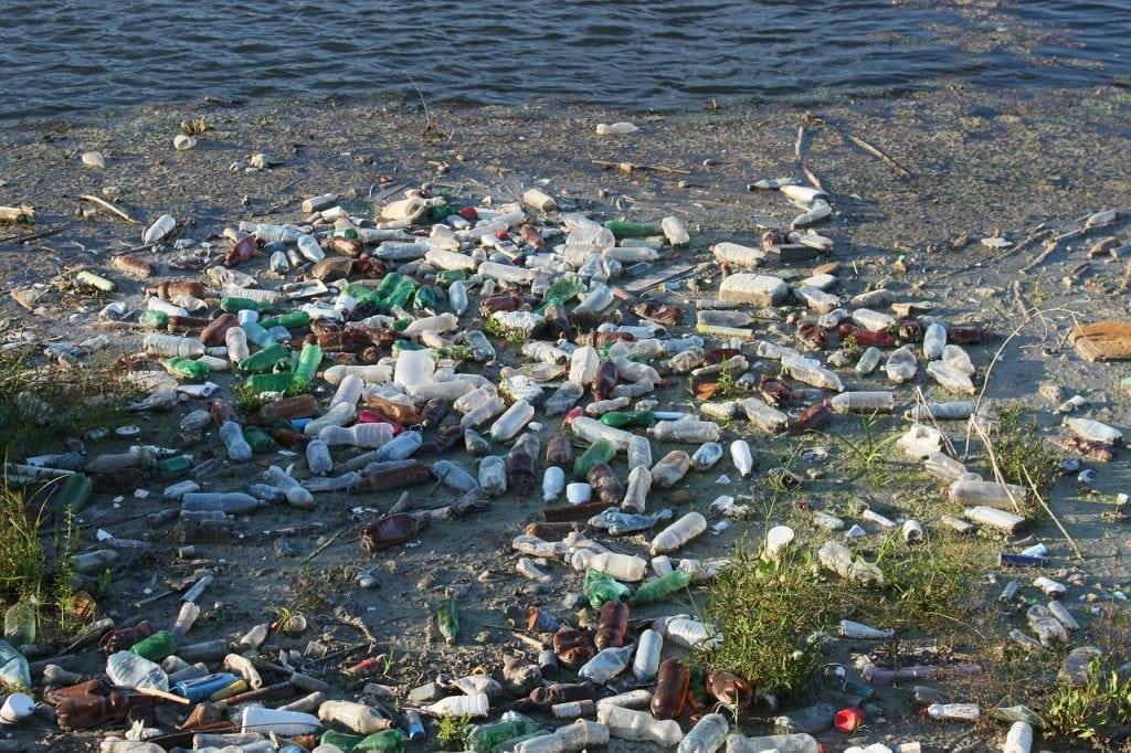 Znečistená rieka