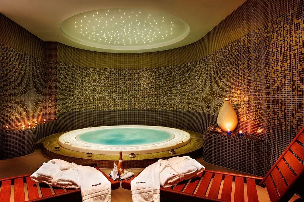 Kúpeľný hotel Minerál v Dudinciach