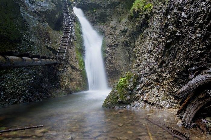 Vodopád Slovenského raja