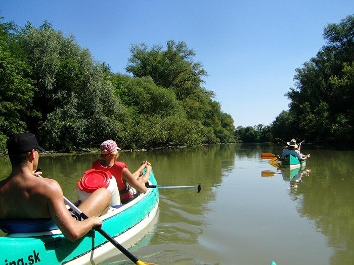Splav Malý Dunaj