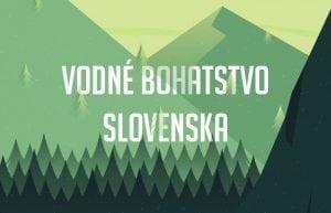 Infografika: Vodné bohatstvo Slovenska