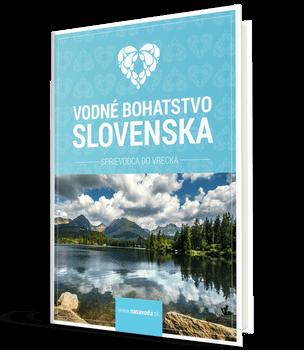 Ebook: Vodné bohatstvo Slovenska