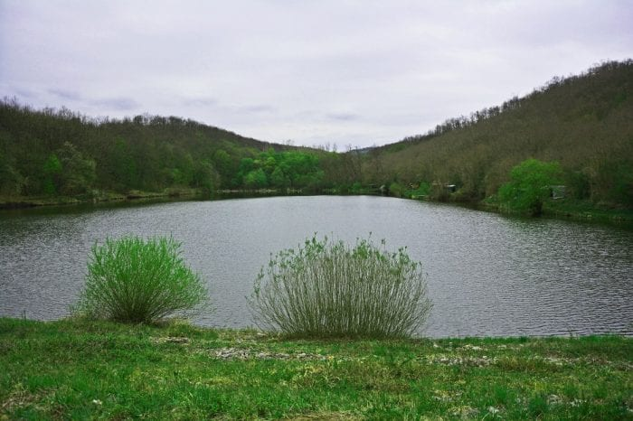 jazero-taric