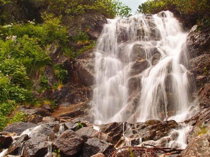 vajkovsky-vodopad