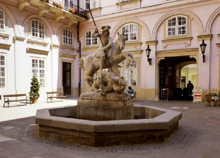 fontana-svateho-juraja-bratislava