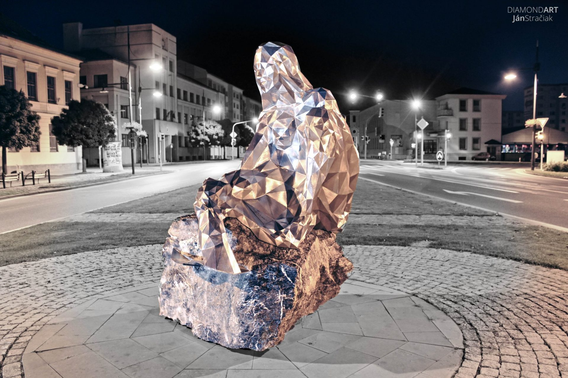 sabinov-socha