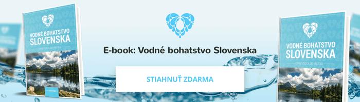 E-book: Vodné bohatstvo Slovenska na stiahnutie